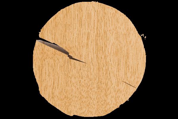 Houtsoort: Anigre kantfineer - houtfineer kopen