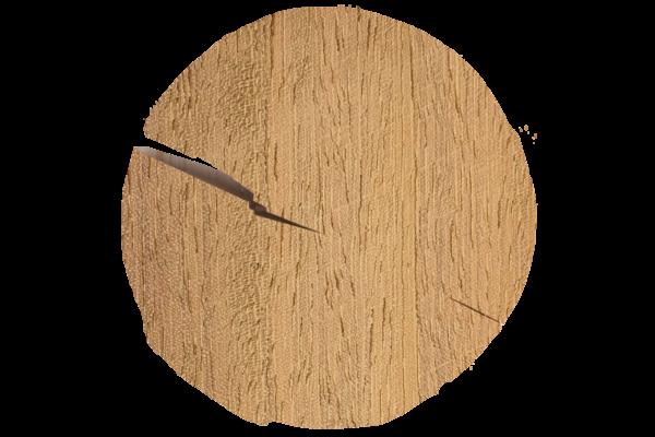 Houtsoort: Iroko kantfineer - houtfineer kopen