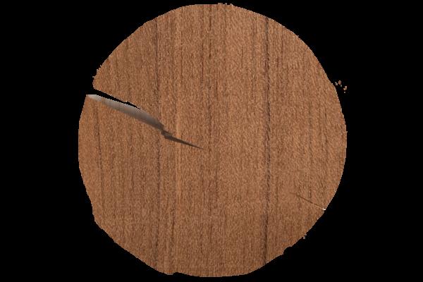 Houtsoort: Teak kantfineer - houtfineer kopen